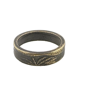 Israel Coin Ring -Size 8