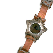 Load image into Gallery viewer, Women's Copper Watch, Multi Color Dial
