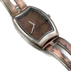 Watch, Copper Dial