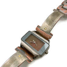 Load image into Gallery viewer, Watch With Silver &  Copper Dial