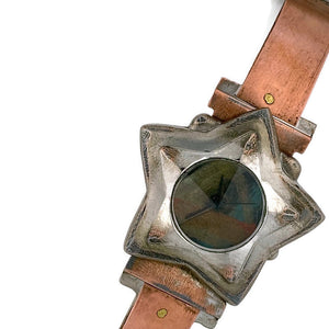 Women's Copper Watch, Multi Color Dial