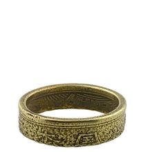 Load image into Gallery viewer, Japan Five Yen Coin Ring -Size 8 1/2