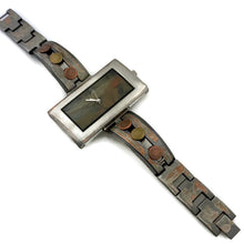 Load image into Gallery viewer, Women's Large Watch with Multi Color Dial