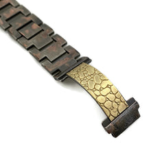 Load image into Gallery viewer, 18 MM Brass Watch Band
