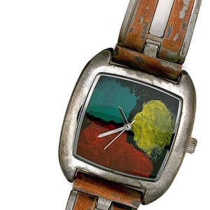 Women's Watch, Multi Color Dial