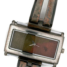 Load image into Gallery viewer, Women's Large Watch with Three Tone Dial