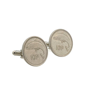 Ireland Coin Cufflinks