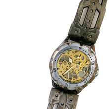 Load image into Gallery viewer, Men's Wind Up Mechanical Watch
