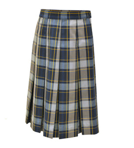PVCS plaid skirt