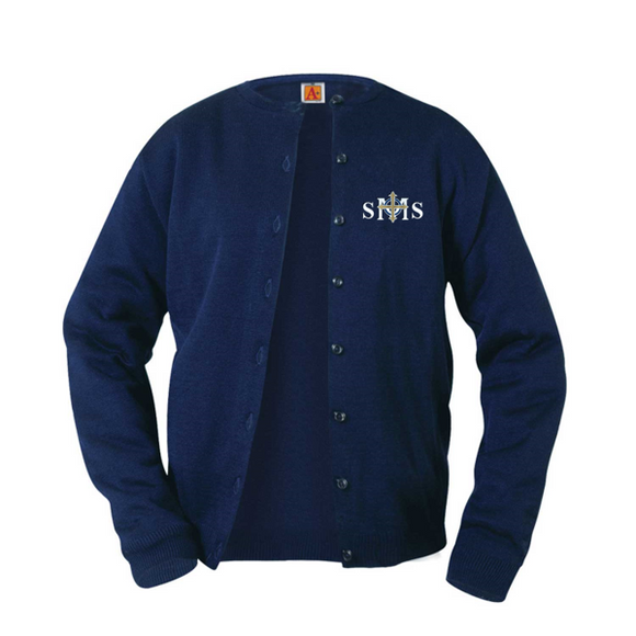 SMS girls cardigan sweater