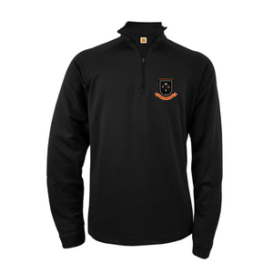 MTCS dry-fit light quarter-zip