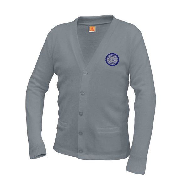 Madison Academy cardigan sweater