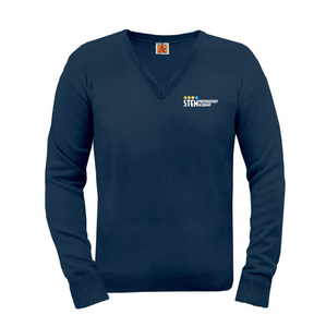 STEM Prep pullover sweater