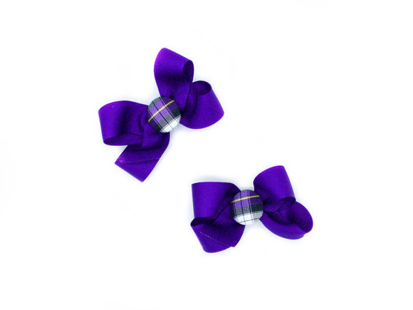 CPA bows and scrunchies
