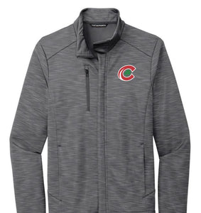 CCHS soft shell jacket