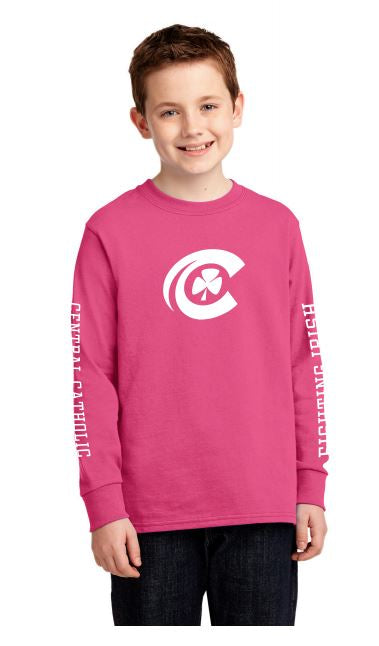 CCHS youth long-sleeve t-shirt