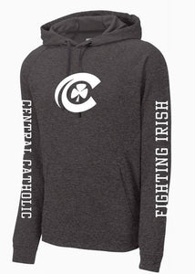 CCHS French terry pullover hoodie