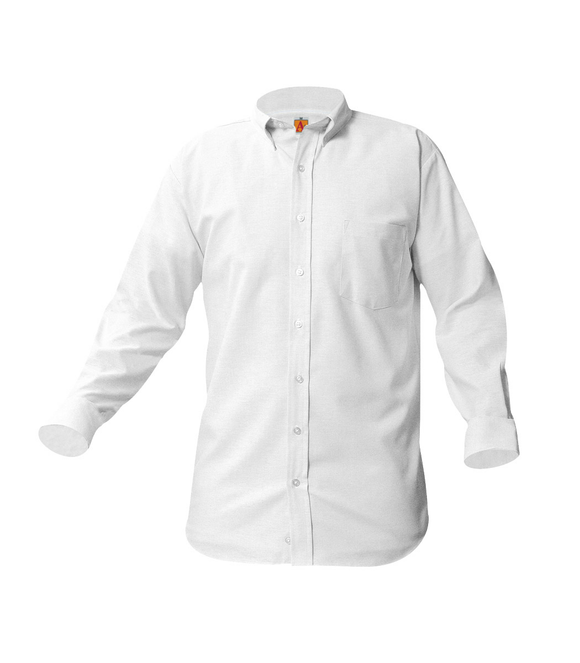 CPA long-sleeve Oxford