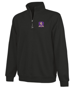 CPA adult quarter-zip sweatshirt