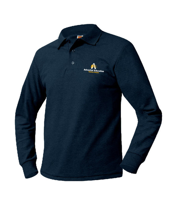 Madison Campus Elementary long-sleeve polo
