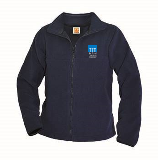St. Paul fleece full-zip jacket