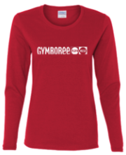 Gymboree Heavy Cotton Missy Fit Long Sleeve T-Shirt