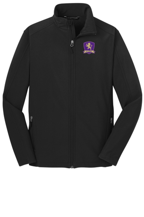 CPA soft-shell jacket