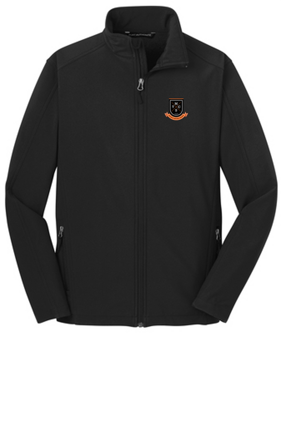MTCS soft-shell jacket