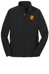 TCA soft-shell jacket