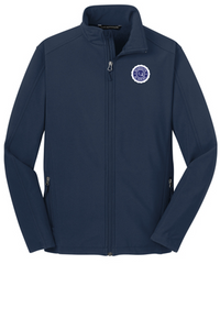Madison Academy soft-shell jacket