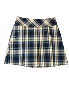Madison Academy plaid skirt