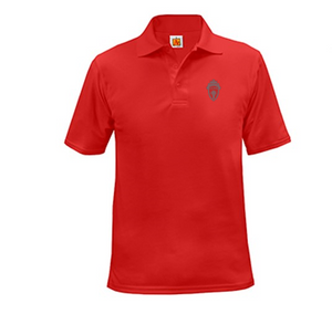 CCHS short-sleeve boys polo