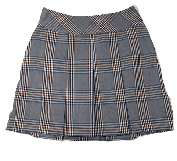 NCS plaid skirt