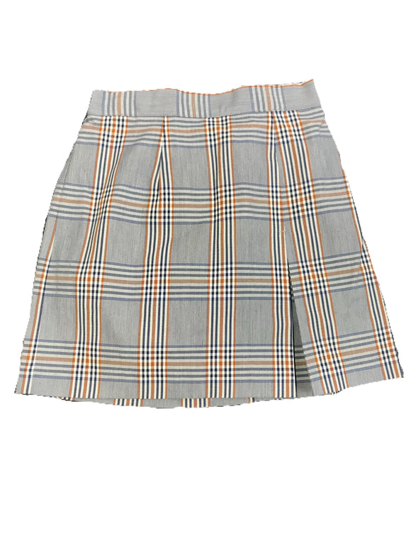 NCS  plaid skort