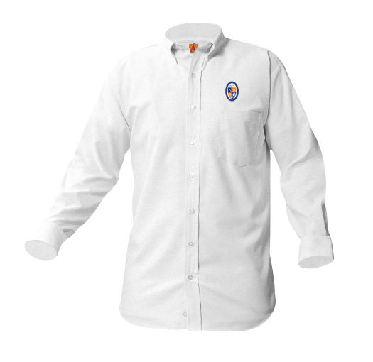 NCS long-sleeve Oxford
