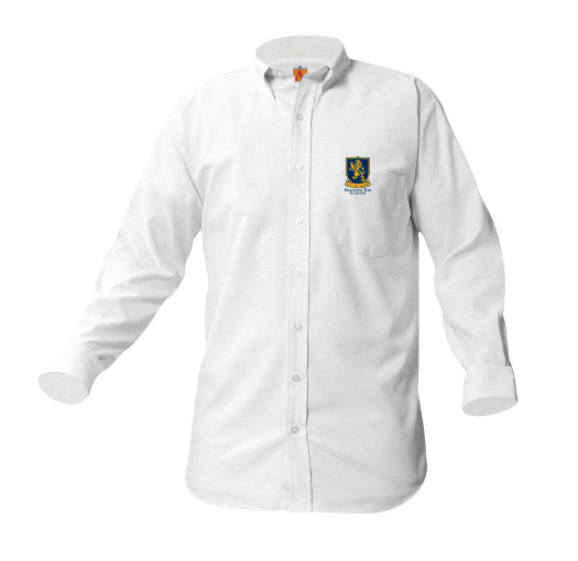 HRA  long-sleeve Oxford