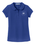 LDC Polo with Peter Pan Collar