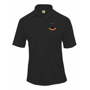 MTCS short-sleeve unisex polo