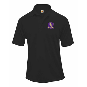 CPA short-sleeve unisex polo