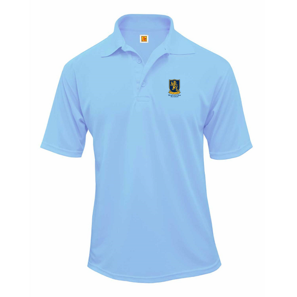 HRA short-sleeve unisex polo