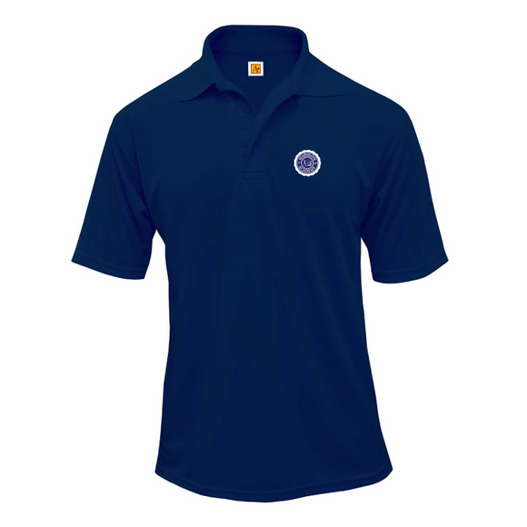 Madison Academy short-sleeve unisex polo