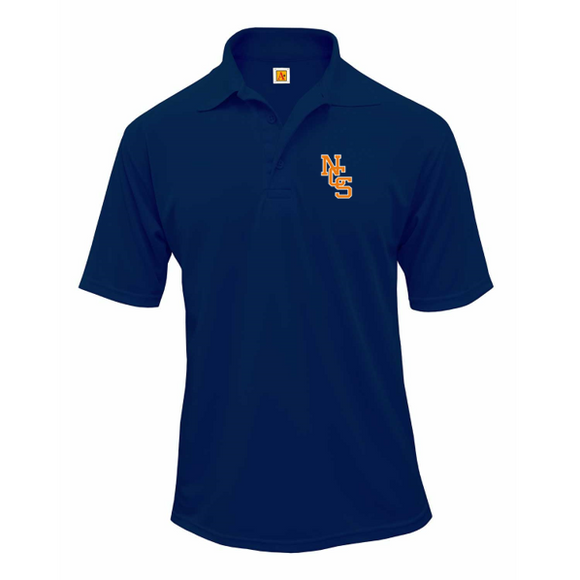 NCS short-sleeve unisex polo