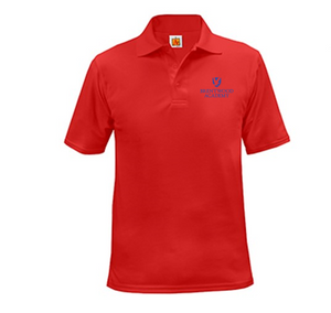 BA short-sleeve unisex polo