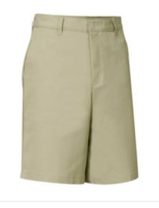 **SALE** Boys Khaki Shorts- SAI/RK