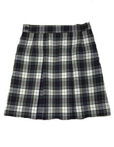 SMS plaid skirt
