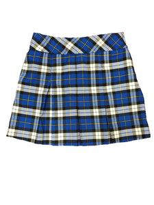 DCA plaid skort