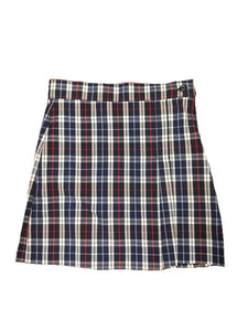 St. Paul  plaid skort