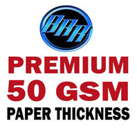 50 gsm thermal paper shrink wrap