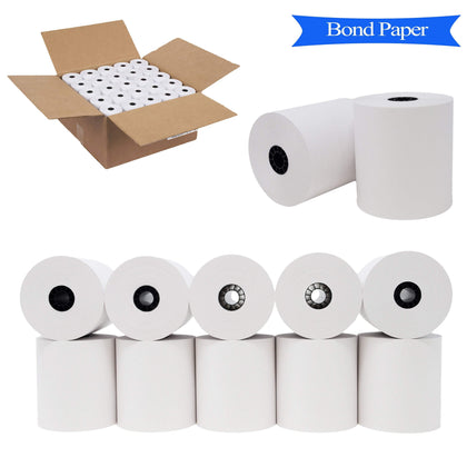 BuyRegisterRolls® Kitchen Paper 3