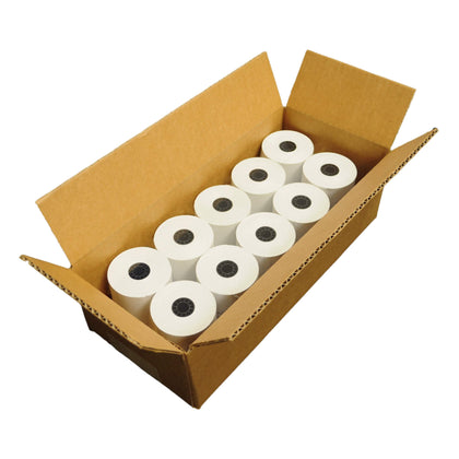 BuyRegisterRolls® Register Rolls 10 THERMAL ROLLS 3-1/8